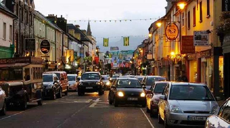 Kilarney scene