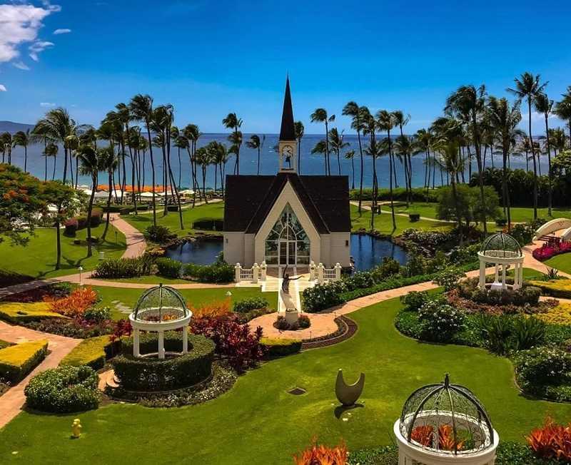 Tropical Wedding Paradise